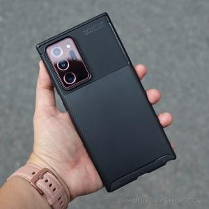 Ốp dẻo carbon Galaxy Note 20.